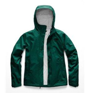 The North Face Venture 2 Rain Jacket in Green